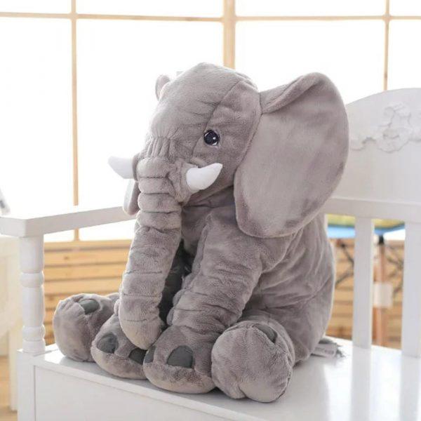 Newbabywish Elephant Baby Pillow Toy