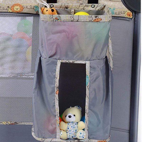 Newbabywish Portable Deluxe Baby Playpen