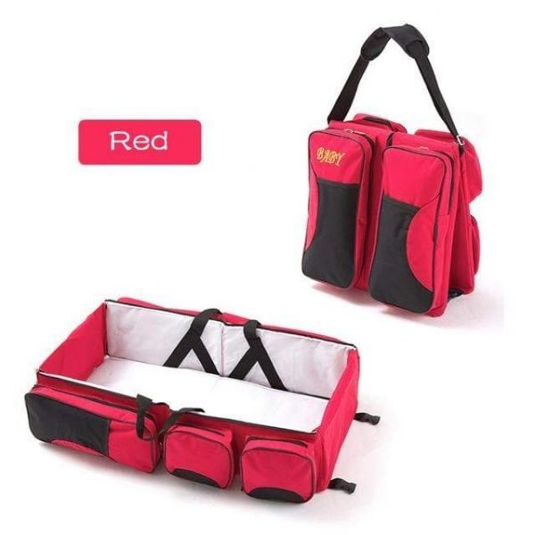 3 in 1 Portable Baby Bassinet Travel Bag