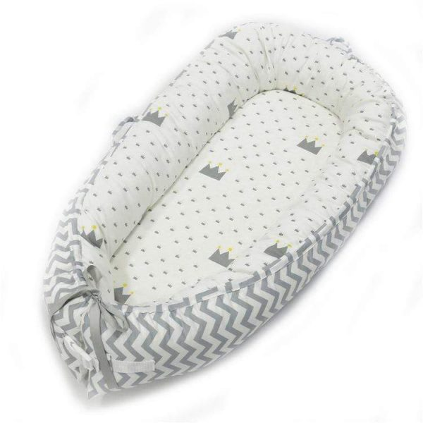 Newbabywish Baby Nest Bed