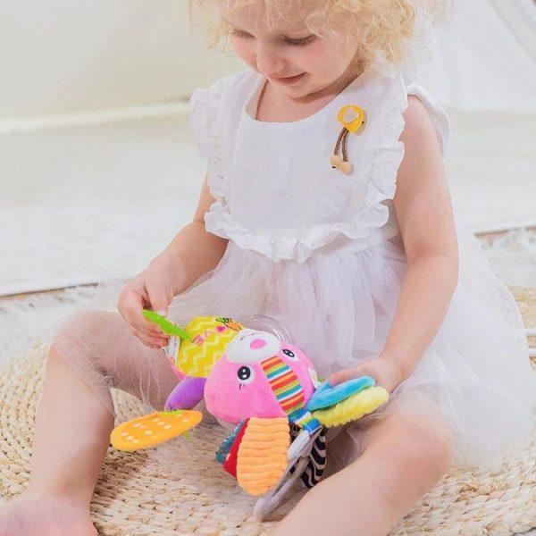 Newbabywish Cute Animal Baby Toys