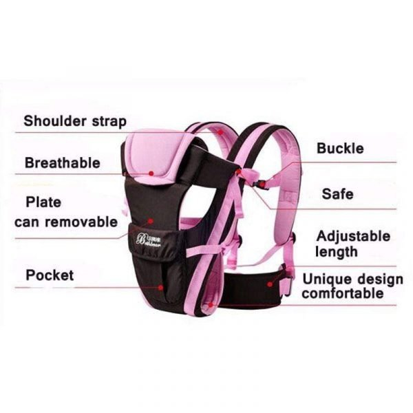 Newbabywish Comfortable Baby Carrier