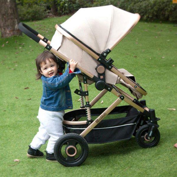Newbabywish Lightweight Baby Stroller