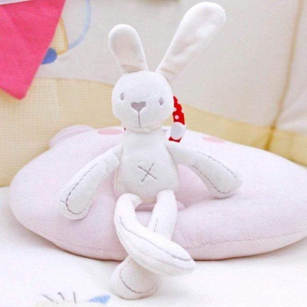 Newbabywish Rabbit Bear Animal Toys