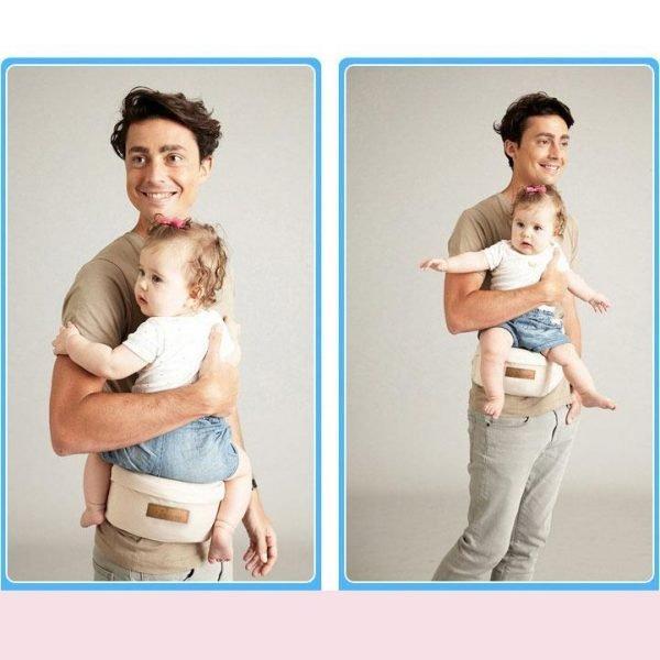 Newbabywish Hip Seat Toddler Carrier