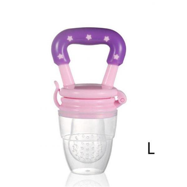 Baby Teether Nipple Fruit Food Silicone Teethers