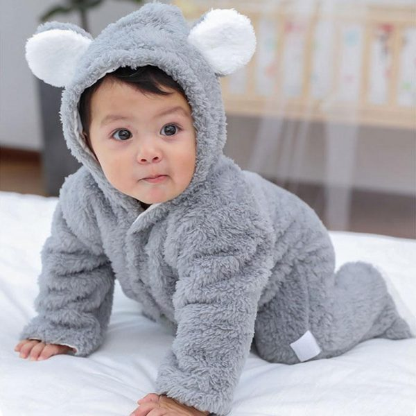 Newborn Baby Clothes Beer Outwear Rompers