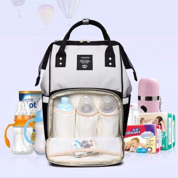 Fashion Mummy Travel Backpack Nursing Bag-1