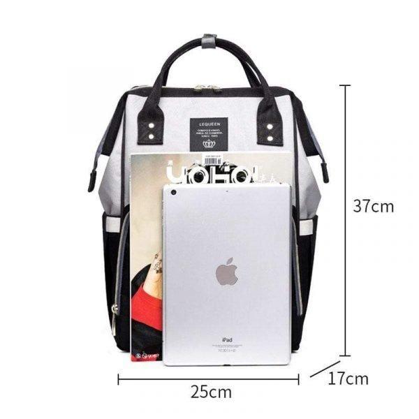 Fashion Mummy Travel Backpack Nursing Bag-9