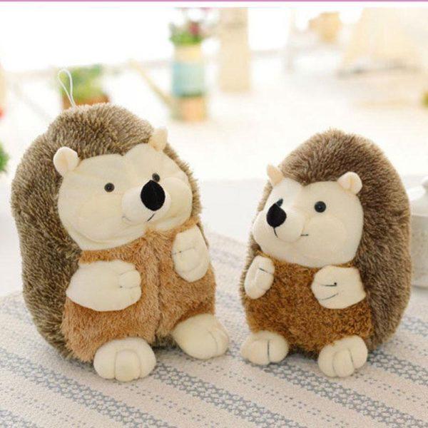 Hedgehog Doll Simulation Animal Plush Toys-1