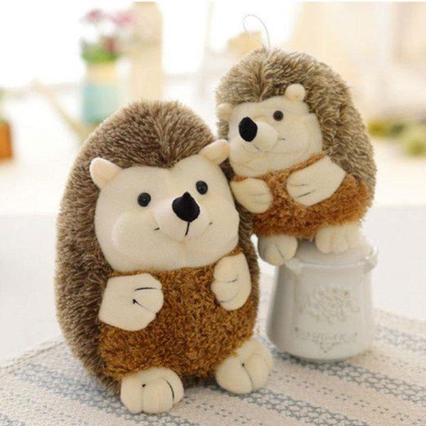 Hedgehog Doll Simulation Animal Plush Toys-3