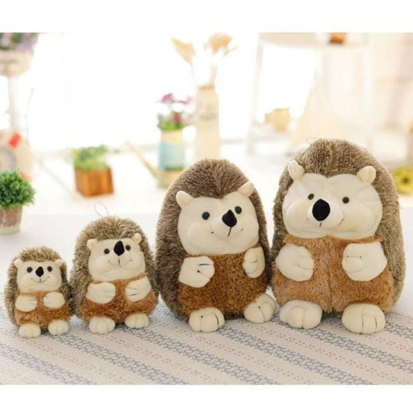 Hedgehog Doll Simulation Animal Plush Toys-2
