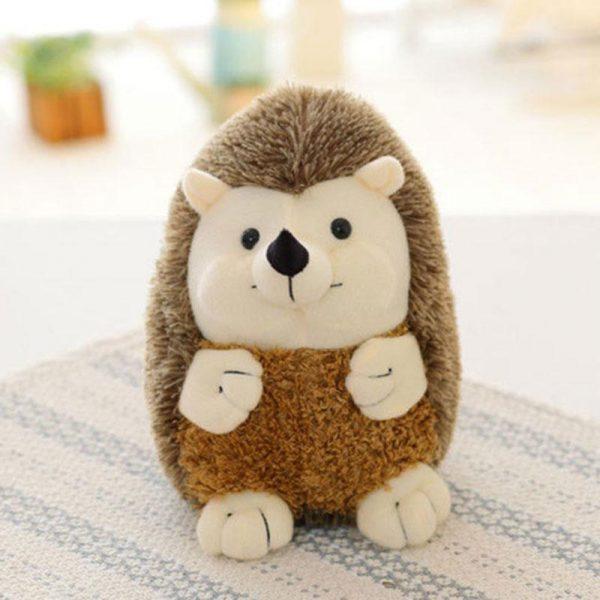 Hedgehog Doll Simulation Animal Plush Toys