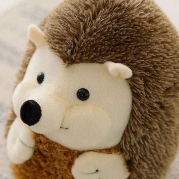 Hedgehog Doll Simulation Animal Plush Toys-7