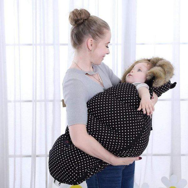 Baby Sleeping Bag Baby Stroller Sleep Sack Baby Footmuff 9