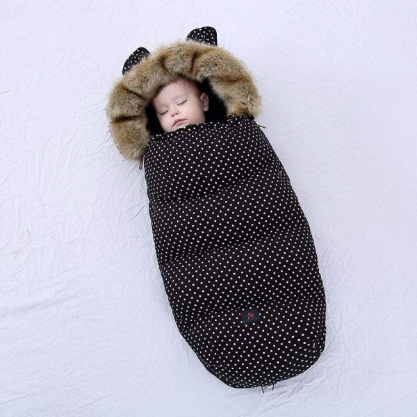 Baby Sleeping Bag Baby Stroller Sleep Sack Baby Footmuff 10