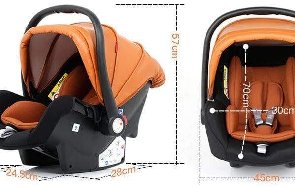 High Landscape Baby Bassinet Stroller Prams for Sale