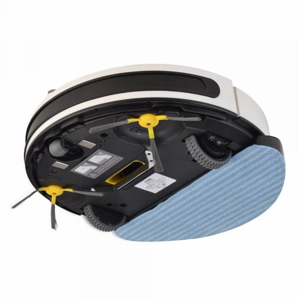 Automatic Robot Vacuum Cleaner on Sale with Wi-Fi Connected