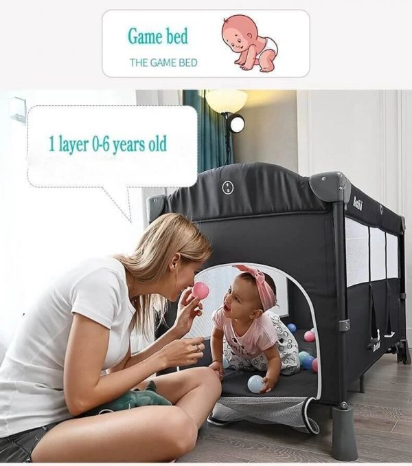 portable baby cot bed