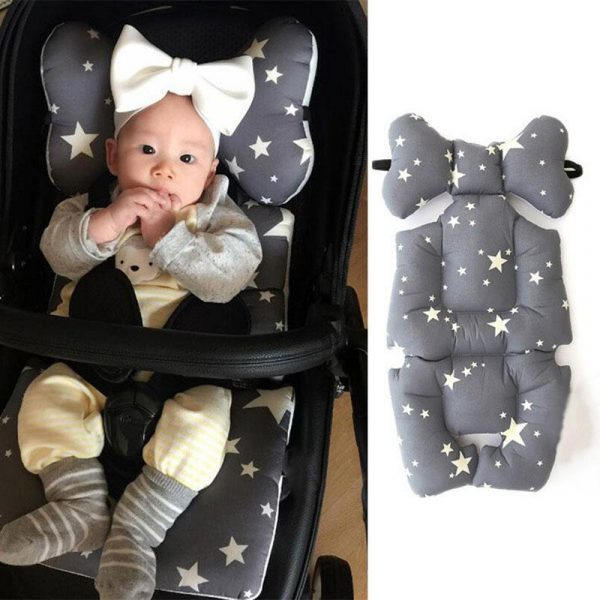 Universal Infant Car Seat Insert Cushion Stroller Insert