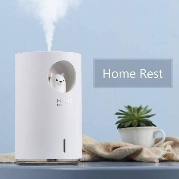 700 ML Air Humidifier for Babies Portable Cool Mist Humidifier for Bedroom