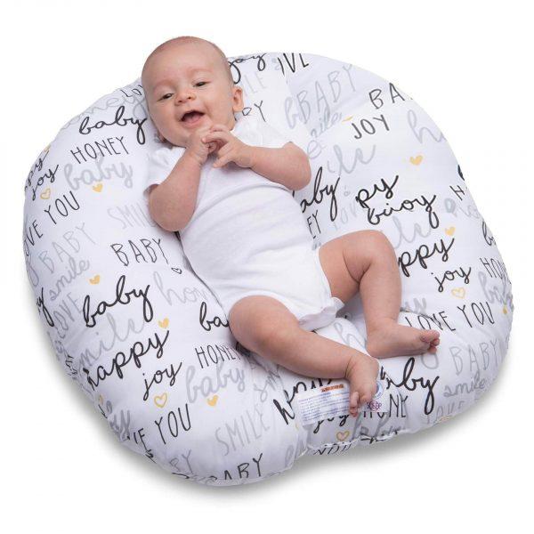 Newborn Baby Lounger Bed Lounger Pillow Nest