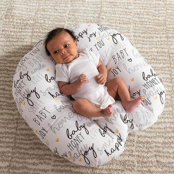 baby lounger pillow