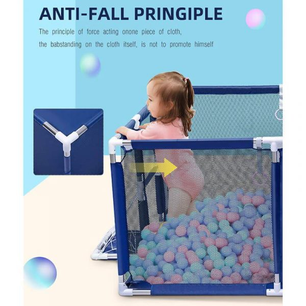 Portable Playpen Baby Play Yard Ball Pit Pool