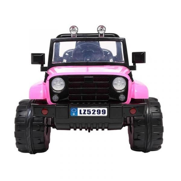 Electric Jeep For Kids Truck 12V With Remote