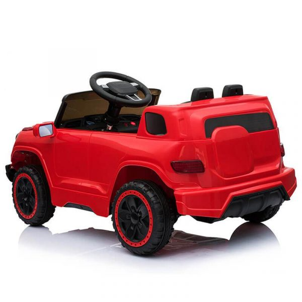 Kids Remote Control Car 6v 2 Seater Ride On Car