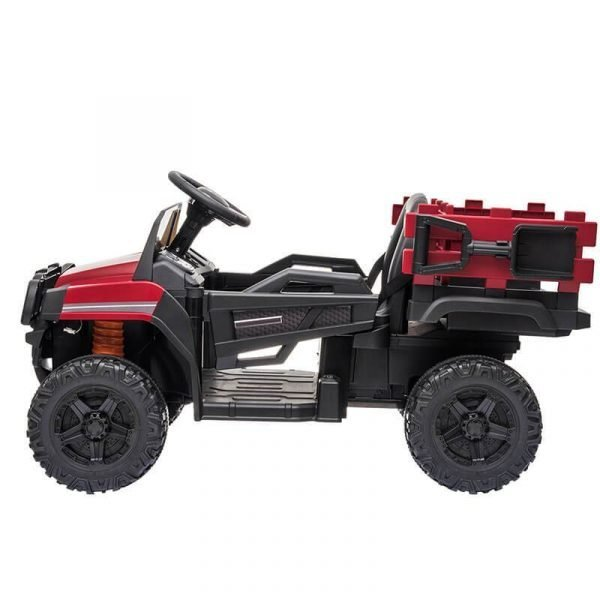 12V Off-Road Vehicle Ride On Car With Remote Control