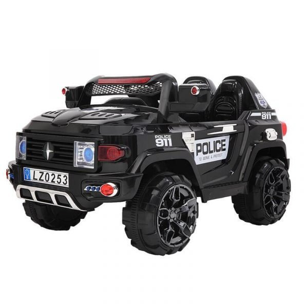 Power Wheels Police Car 2 Seater Ride On Car