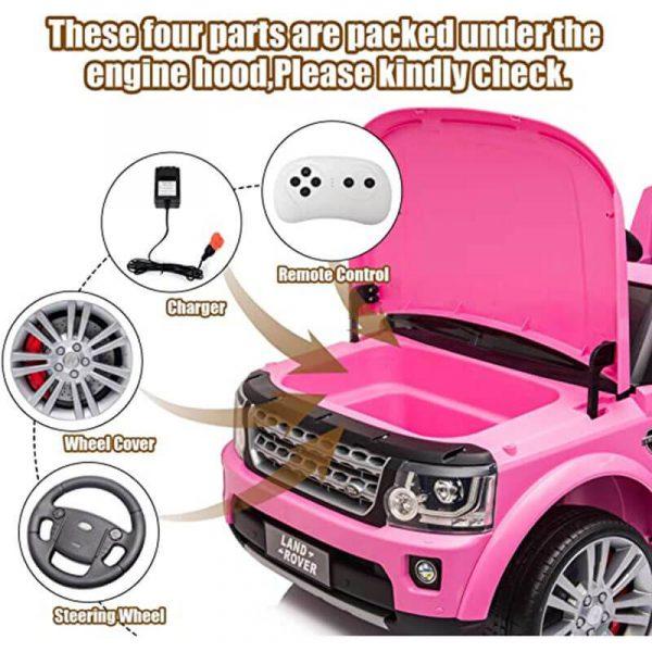 Range Rover Kids Car 2 Seater Ride On Car