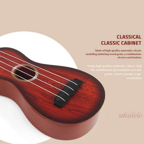 Classical Kid Ukulele Guitar Musical Instrument