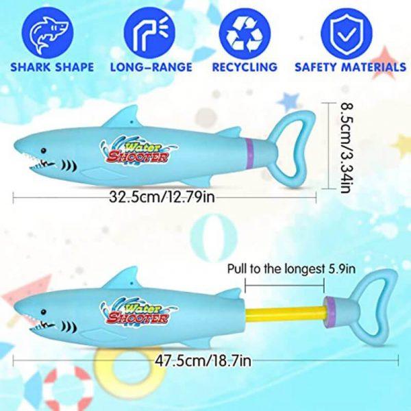 Soaker Water Guns for Kids 3 Pack Squirt Gun Toy
