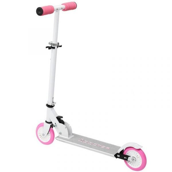 scooter for girl pink