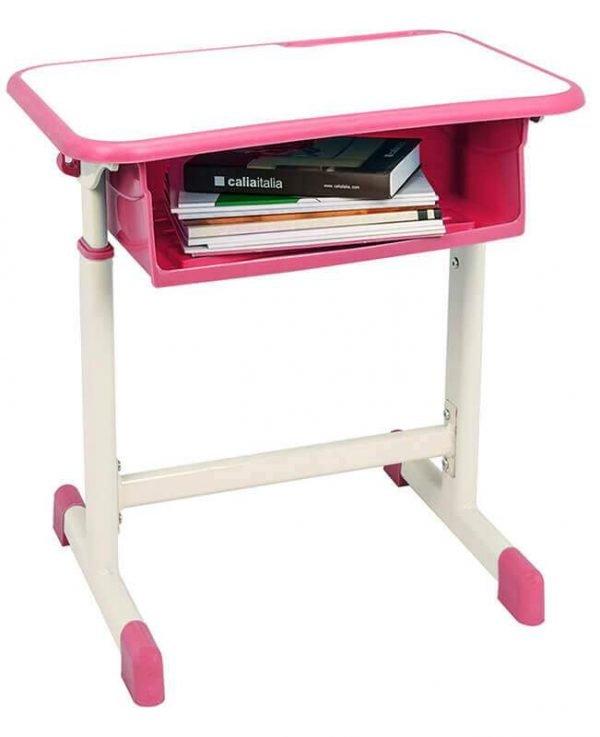 Adjustable Kids Desk and Chair Set Ergonomic Children Study Table